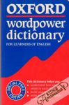 Wehmeier Sally - Oxford wordpower dictionary for Learners of English