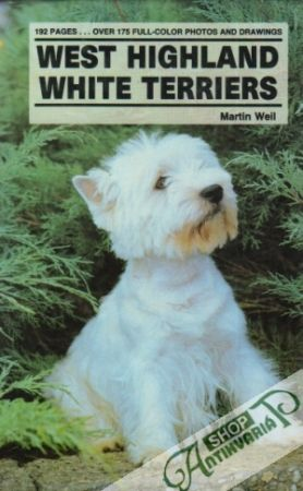 Obal knihy West Highland White Terriers