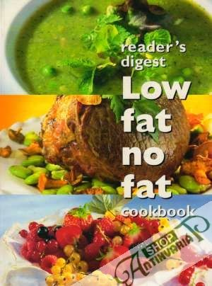 Obal knihy Low fat no fat cookbook