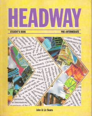 Obal knihy Headway Student´s Book - Pre-Intermediate