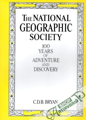 Obal knihy The National Geographic Society