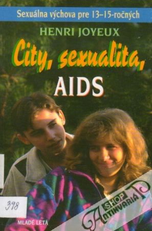 Obal knihy City, sexualita, AIDS