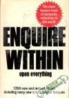 Enquire Within - Upon everything
