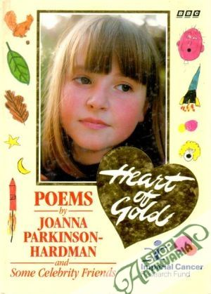 Obal knihy Poems by Joanna Parkinson- Hardman and some celebrity friends