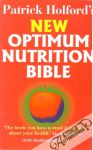 Holford Patrick - New Optimum Nutrition Bible