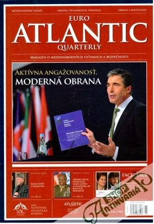 Obal knihy Euro Atlantic Quarterly december 2010