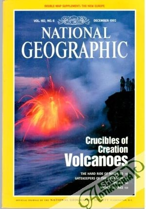 Obal knihy National Geographic 12/1992