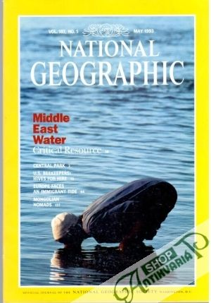 Obal knihy National Geographic 5/1993