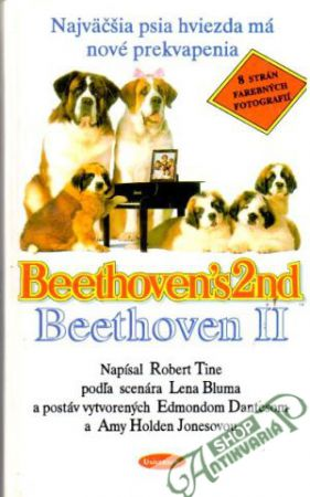 Obal knihy Beethoven´s 2nd - Beethoven II