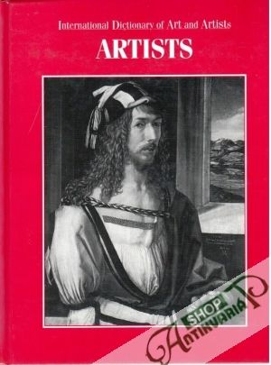 Obal knihy International Dictionary of Art and Artists
