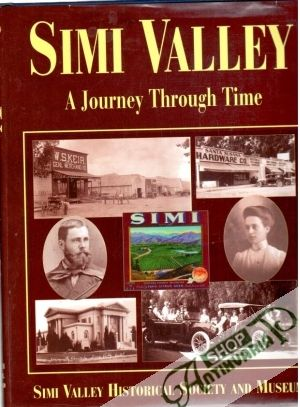 Obal knihy Simi Valley - A journey through time