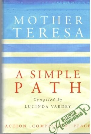 Obal knihy Mother Teresa: A simple path