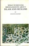 Haneef Suzanne - What everyone should know about Islam and Muslims