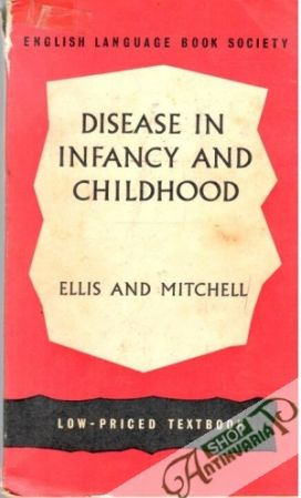 Obal knihy Disease in Infancy and Childhood