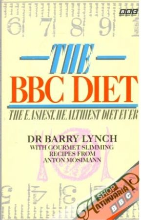 Obal knihy The BBC Diet