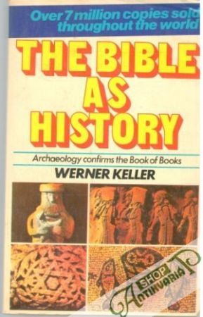 Obal knihy The Bible as History