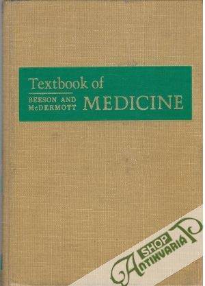 Obal knihy Textbook of Medicine