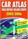 Kolektív autorov - Car atlas - Great Britain, Ireland, Europe - 2005/2006