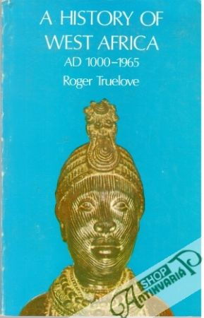 Obal knihy A History of West Africa