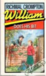 Crompton Richmal - William - does his bit