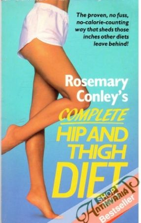 Obal knihy Complete Hip and Thigh Diet