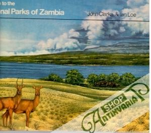 Obal knihy A Guide to the National Parks of Zambia
