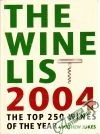 Jukes Matthew - The Wine List 2004