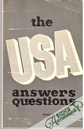 Obal knihy The U.S.A. Answer Questions