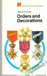 Purves Alec A. - Orders and Decorations