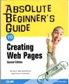 Stauffer Todd - Absolute beginner´s guide to creating web pages
