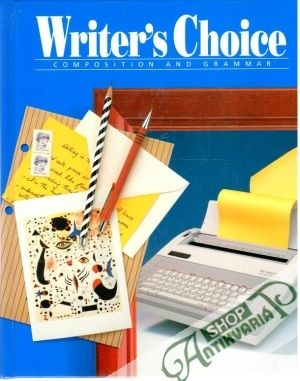 Obal knihy Writer´s choice composition and grammar 9.