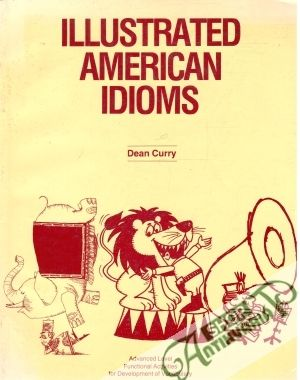 Obal knihy Illustrated american idioms