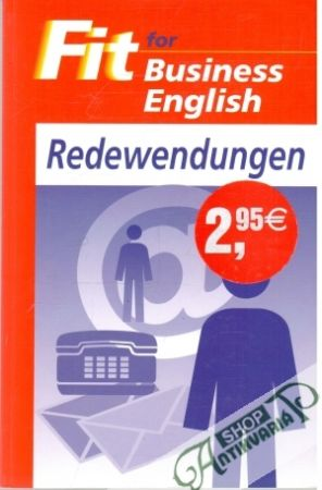 Obal knihy Fit for Business English - Redewendungen