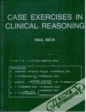 Obal knihy Case Excercises in Clinical Reasoning