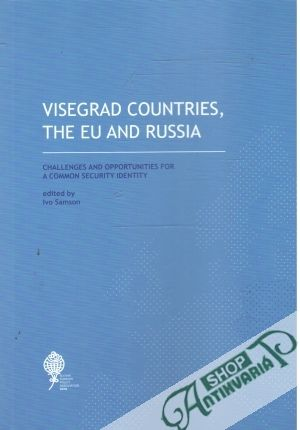 Obal knihy VIsegrad countries, the Eu and Russia
