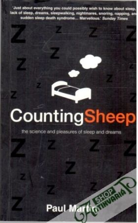 Obal knihy Counting sheep