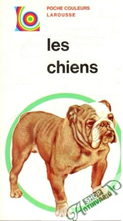 Obal knihy Les Chiens