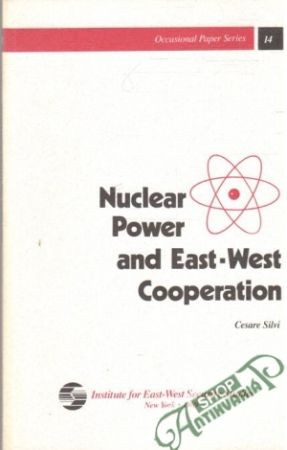 Obal knihy Nuclear Power and East-West Cooperation