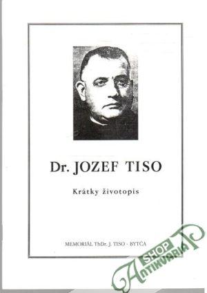 Dr Jozef Tiso Kratky Zivotopis Kolektiv Autorov Antikvariatshop Sk