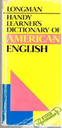 Obal knihy Longman - Handy Learner's Dictionary of American English
