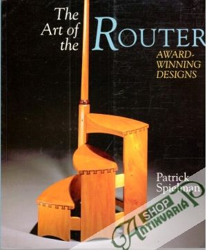 Obal knihy The Art of the Router