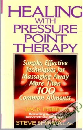 Obal knihy Healing with pressure point therapy
