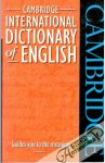 Kolektív autorov - Cambridge international dictionary of english