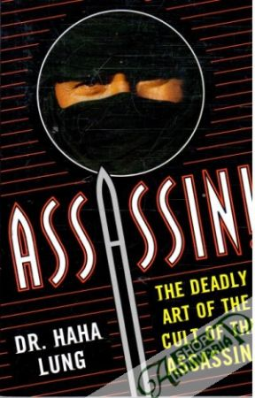 Obal knihy Assassin!