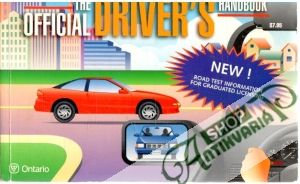Obal knihy The official Driver´s handbook