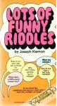 Kiernan Joseph - Lots of funny riddles