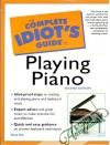 Hill Brad - The complete idiot´s guide to playing piano